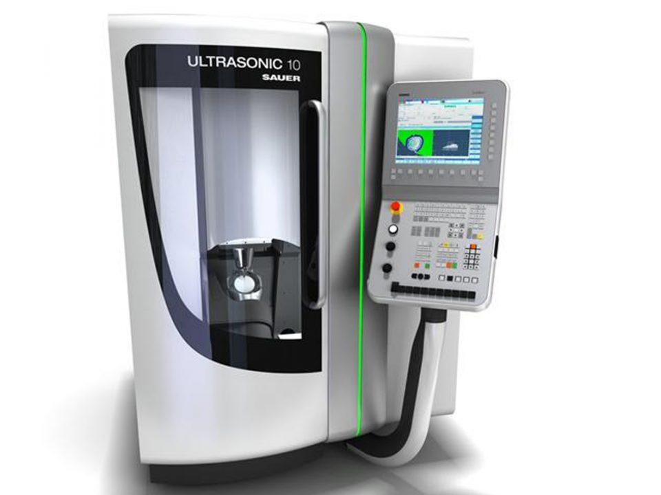 DMG Ultrasonic 10
